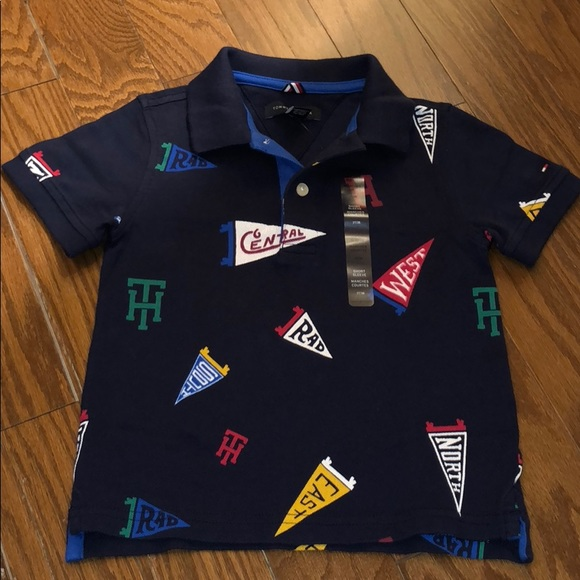 4f635e27c Tommy Hilfiger Toddler Boy Polo Shirt